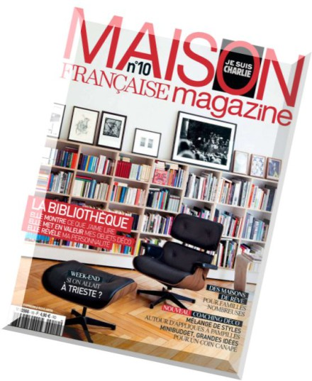 Download maison francaise magazine fevrier 2015 pdf for Maison francaise magazine abonnement
