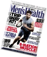 Men's Health UK - March 2015