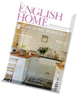The English Home - March 2015