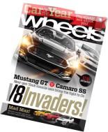 Wheels Australia Magazine - February 2015