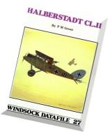 Windsock Datafile 027 - Halberstadt Cl II