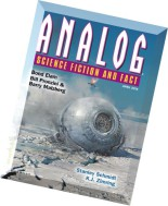 Analog Science Fiction and Fact – April 2015