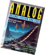 Analog Science Fiction and Fact – December 2012
