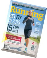 Canadian Running - January-February 2015