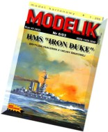 Modelik (2003.06) - HMS Iron Duke