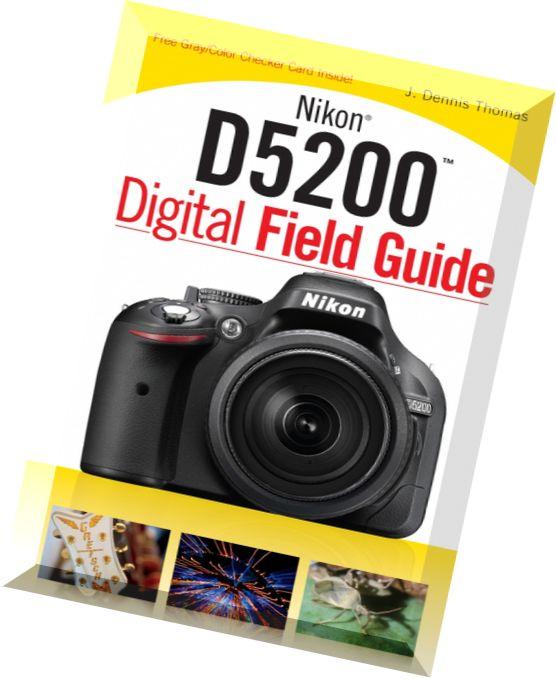 Nikon d800 & d800e digital field guide pdf