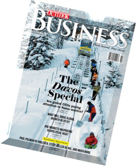 Outlook Business Magazine Pdf