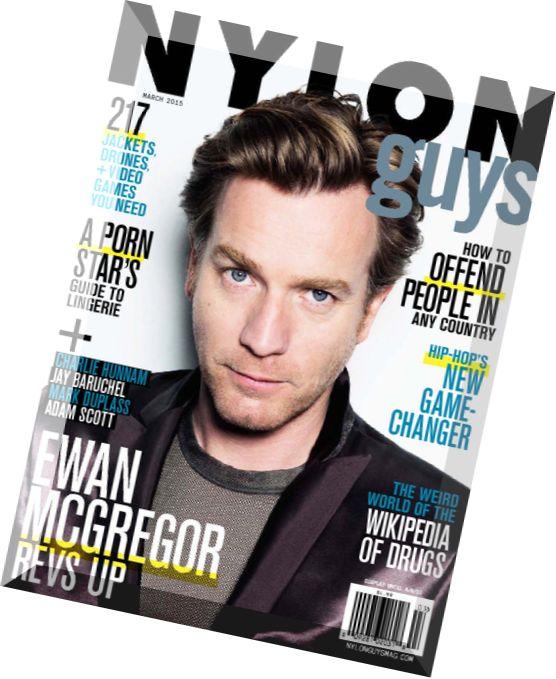 Nylon Magazine Subscribe 115