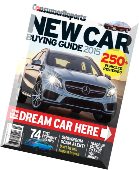 Consumer Buying Guide: New Car Buying Program : Free Programs, Utilities And Apps