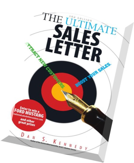 the ultimate sales letter the ultimate sales letter attract new customers 25246
