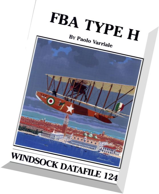 Windsock Datafile No. 057 - Albatros C.I