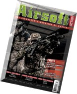 Airsoft Action - March 2015