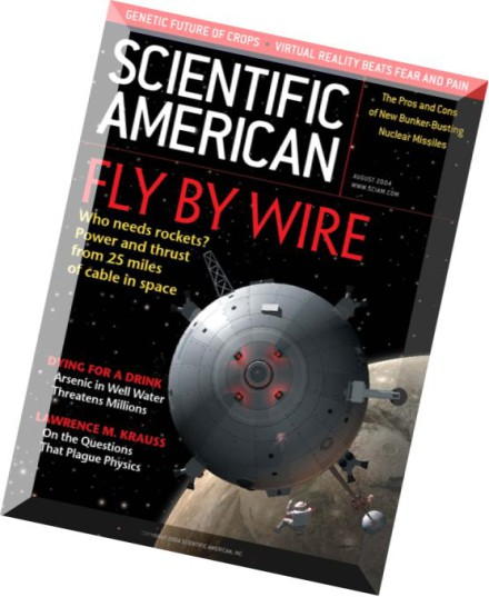 Download Scientific American 2004-08 - PDF Magazine