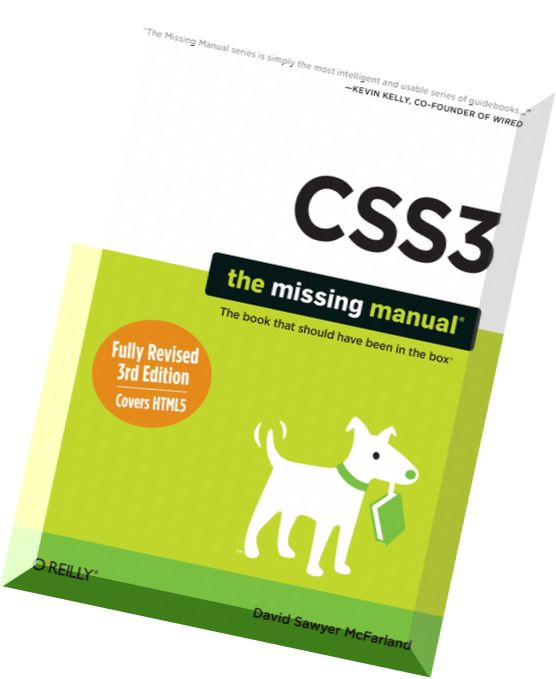 The Missing Manual Css Pdf