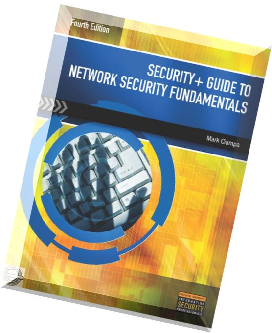 security guide to network security fundamentals Comptia security+ guide to network security fundamentals by ciampa, mark, phd paperback available at half price books.