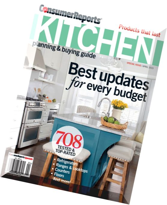 Consumer Buying Guide: Download Consumer Reports Kitchen Planning And Buying