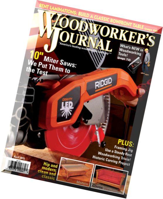 Woodworkers journal download newspaper
