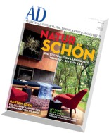 AD Architectural Digest Germany - Marz 2015
