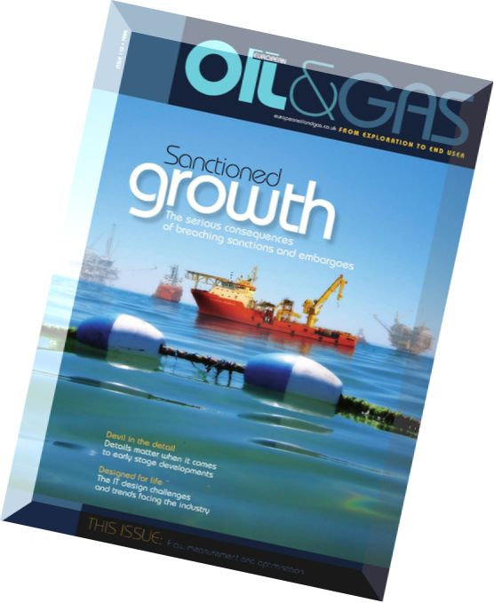 Oil and gas european magazine
