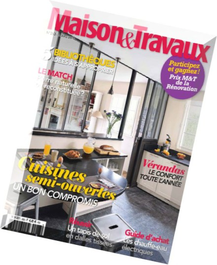 download maison travaux n 263 mars 2015 pdf magazine. Black Bedroom Furniture Sets. Home Design Ideas
