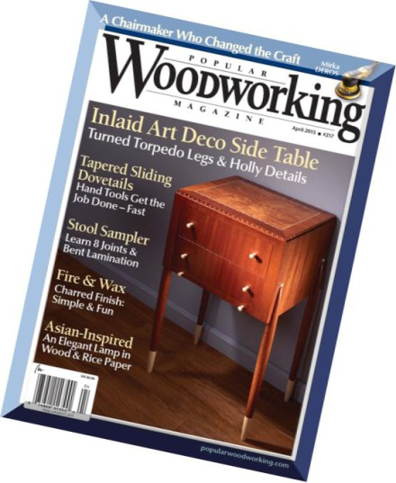 Permalink to Popular Woodworking Magazine Issue 156 Download