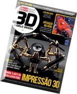 3D World Brasil - Fevereiro 2015