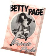 Betty Page Private Peeks Volume 4 (1980)