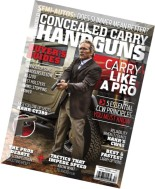 Conceal and Carry Handguns - Spring 2015