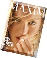 Maxim USA - March 2015