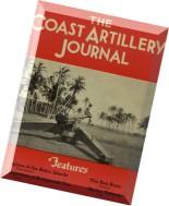 Coast Artillery Journal - July-August 1936