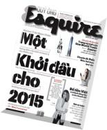Esquire Vietnam - Thang 3, 2015