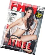 FHM Singapore - March 2015