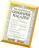 National Geographic Magazine 1957-10, October