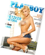 Playboy Hungary - October 2007