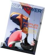 SeaPower Magazine - February-March 2015