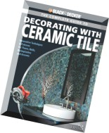 Black - Decker The Complete Guide to Decorating with Ceramic Tile  Innovative Techniques & Patterns for Floors, Walls _01
