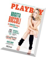Playboy Italy - March-April 2014