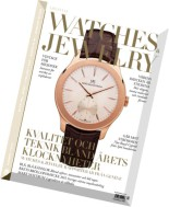 Watches & Jewelry Nr.1, 2015