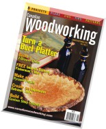 Canadian Woodworking Issue 19,August-September 2002