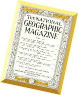 National Geographic Magazine 1955-04, April