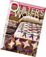 Quilter's World 2009'08