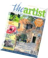 The Artist Magazine 2012-05
