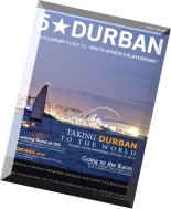 5 Star Durban March - May 2015
