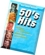 50's Hits - Easy Piano Solos