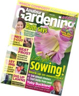 Amateur Gardening - 7 March 2015