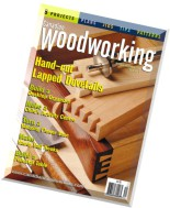 Canadian Woodworking Issue 20,October-November 2002