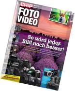 Chip Foto und Video Magazin April N 04, 2015
