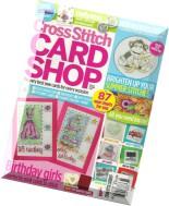 Cross Stitch Card Shop 085