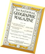 National Geographic Magazine 1950-07, July
