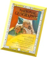 National Geographic Magazine 1963-08, August
